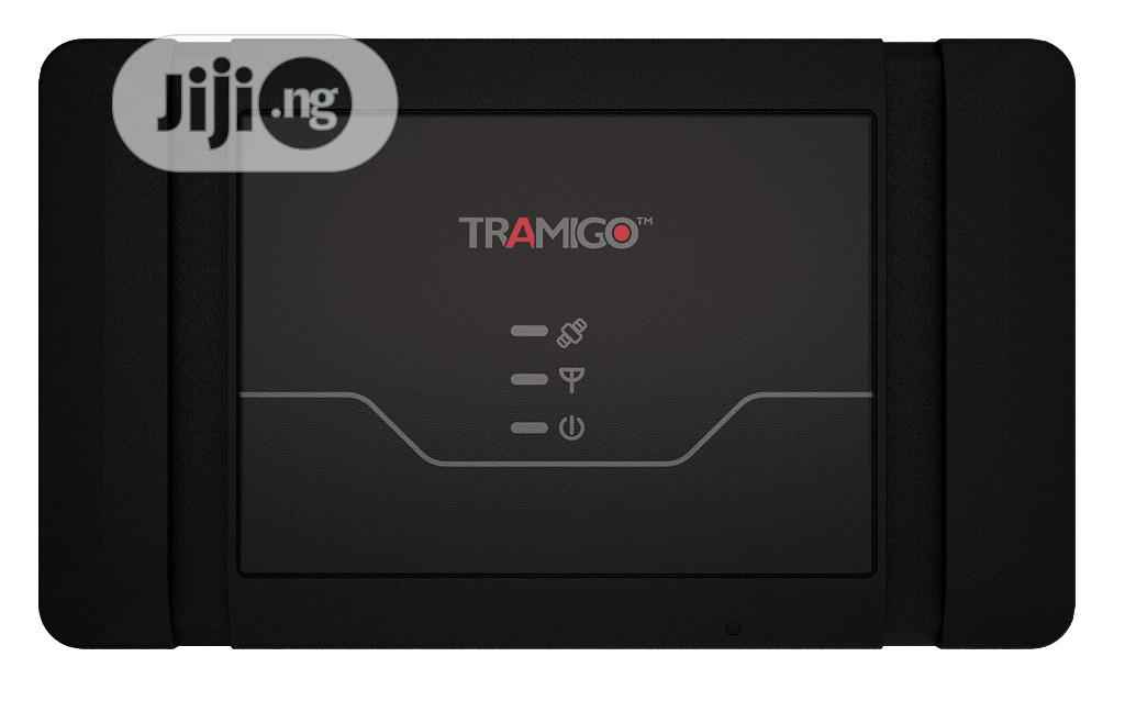 Archive: Tramigo T23 (Track) Vehicle Security Tracking System
