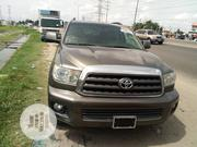 Toyota Sequoia 2008 Brown | Cars for sale in Lagos State, Ajah