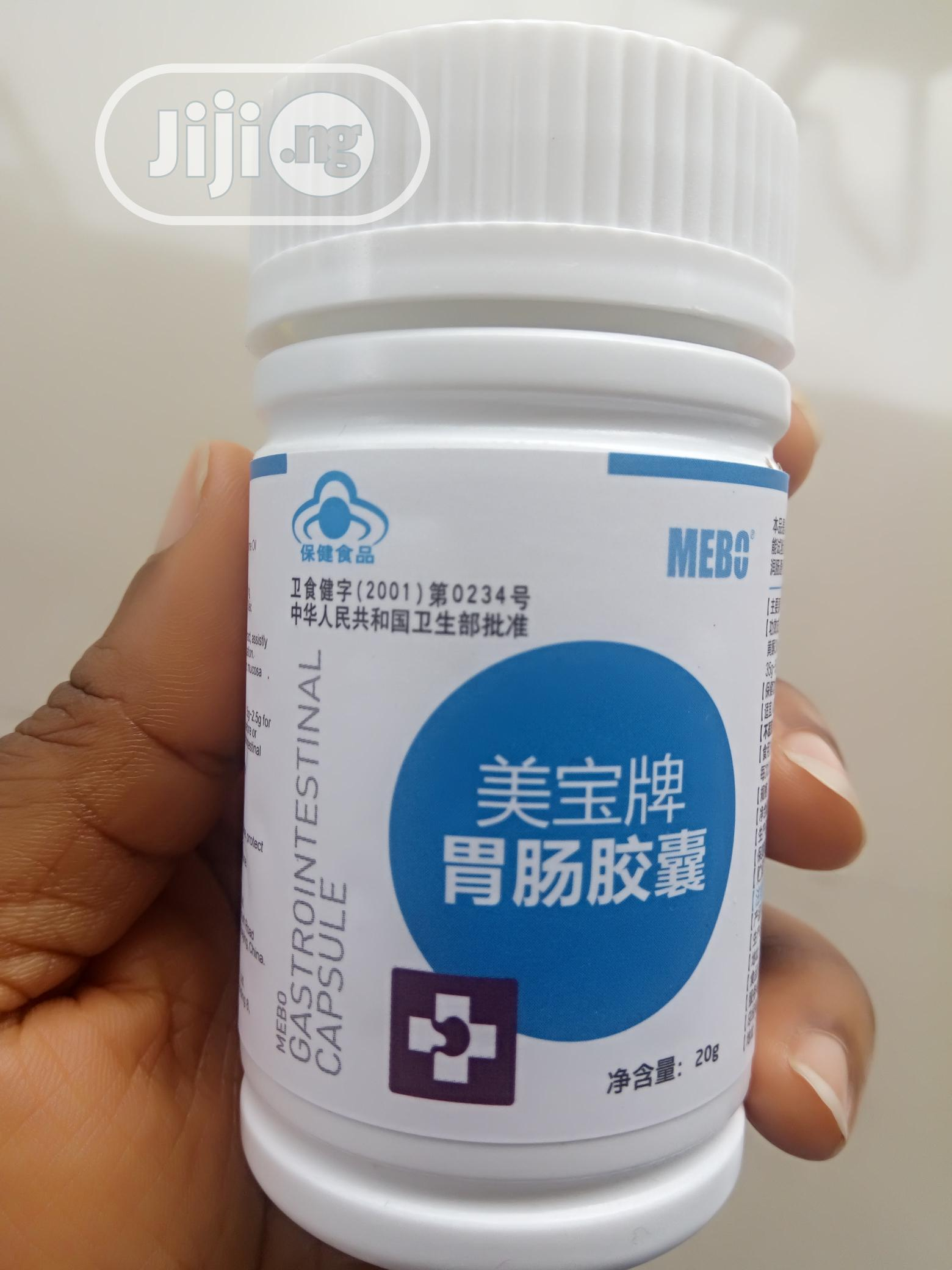 Amazing Discovery Permanent Cure For Ulcer Mebo GI Gastrointestinal | Vitamins & Supplements for sale in Karu, Abuja (FCT) State, Nigeria