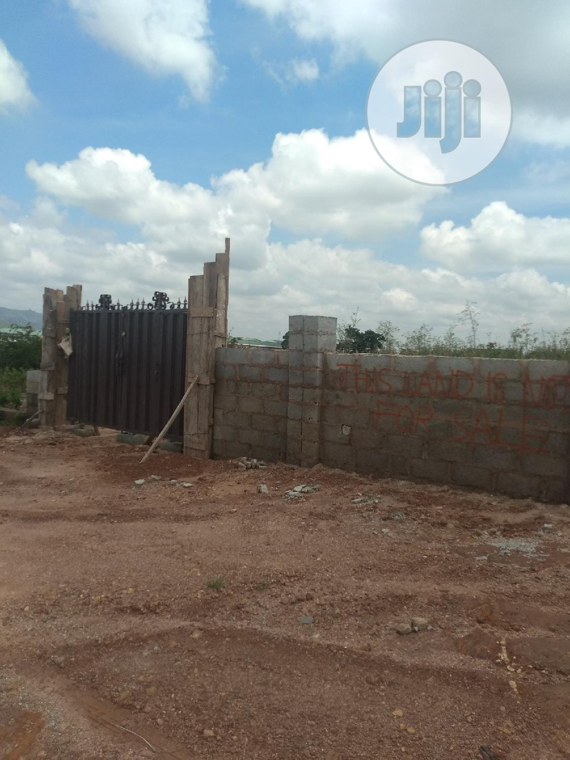 600m2 Of Residential Land With R Of O @Kubwa Ext 3B For Sale