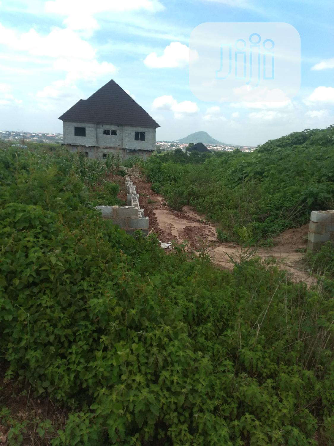 Serial Plots Measuring 600sqm Each for Sale at Kubwa Ext.3B