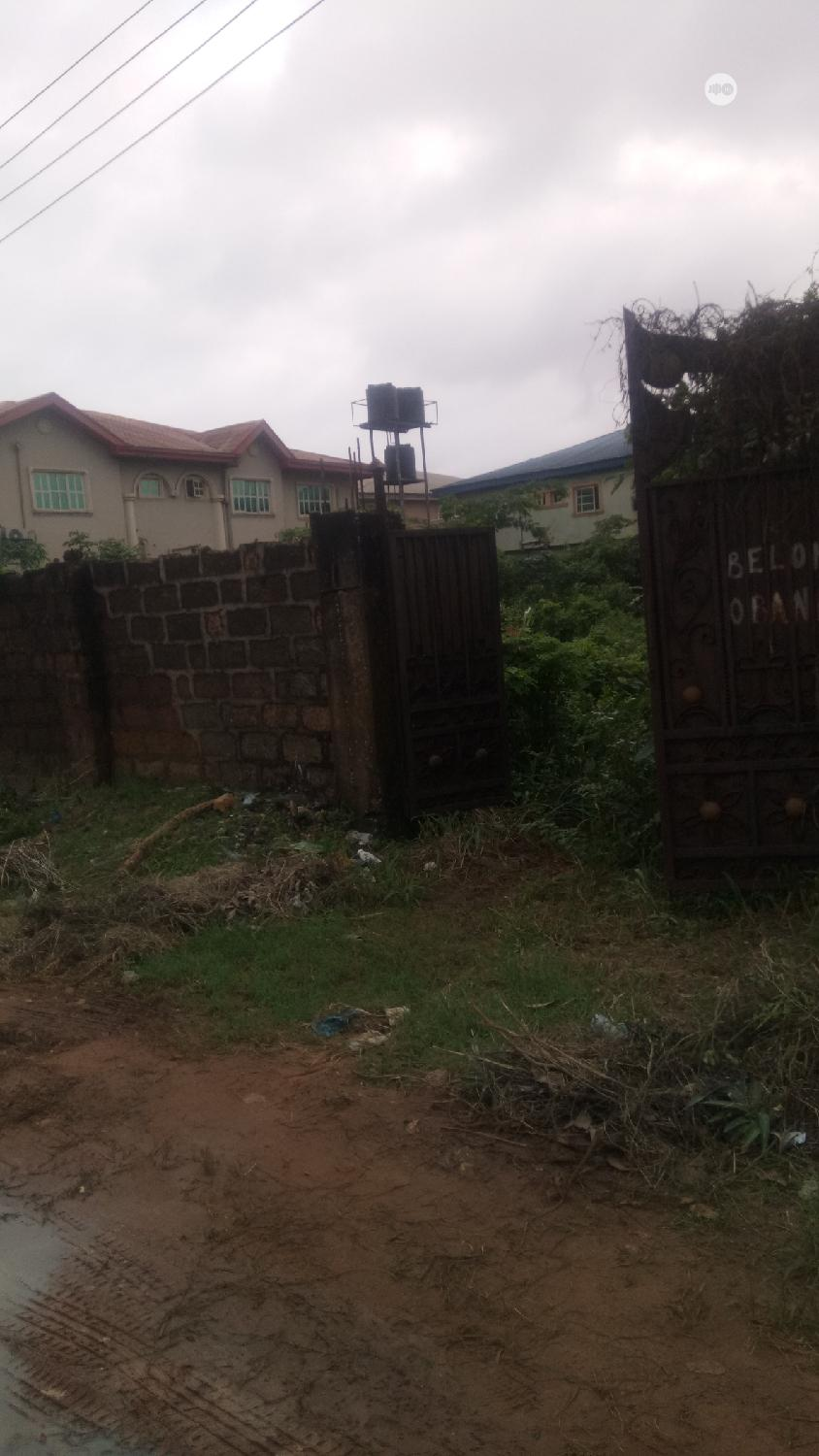 Nice and Genuine Plot of Land Measuring 100X100FT for Urgent Sale