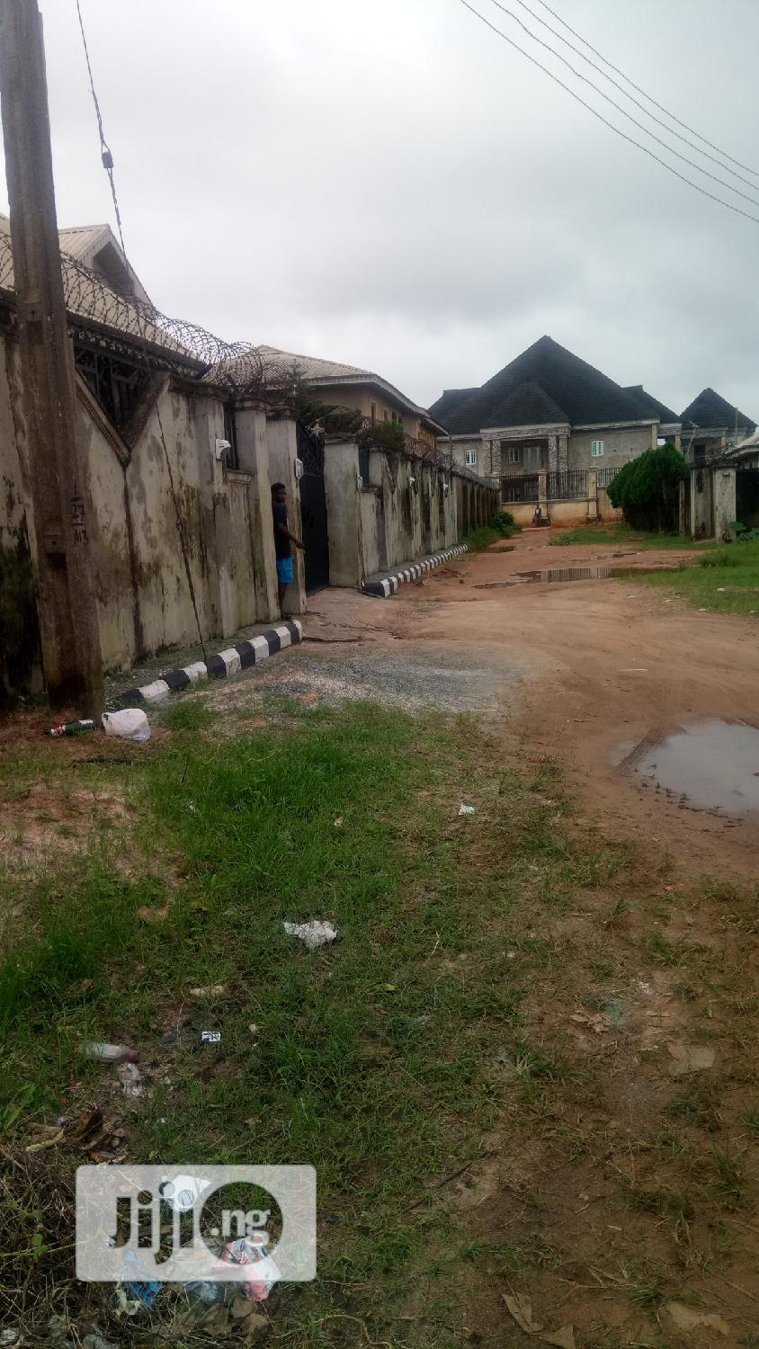 Nice and Genuine Plot of Land Measuring 100X100FT for Urgent Sale   Land & Plots For Sale for sale in Benin City, Edo State, Nigeria