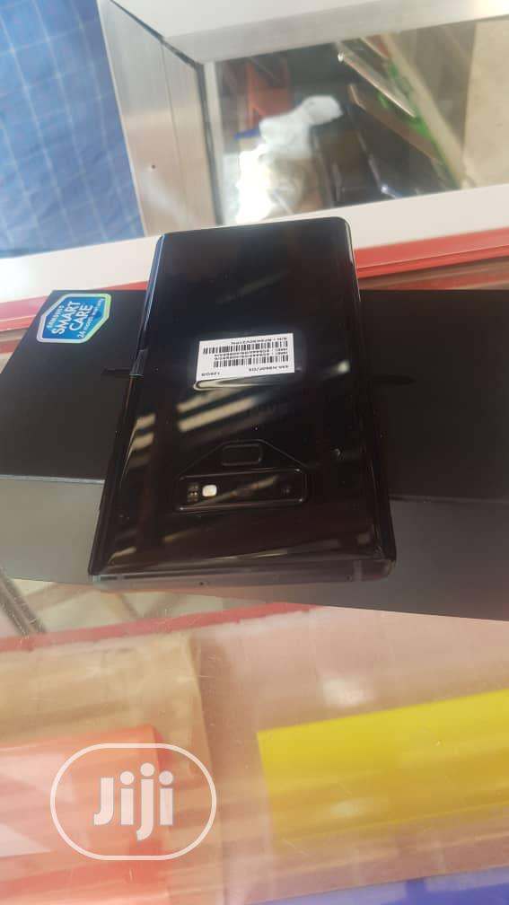 Samsung Galaxy Note 9 128 GB Black | Mobile Phones for sale in Central Business Dis, Abuja (FCT) State, Nigeria