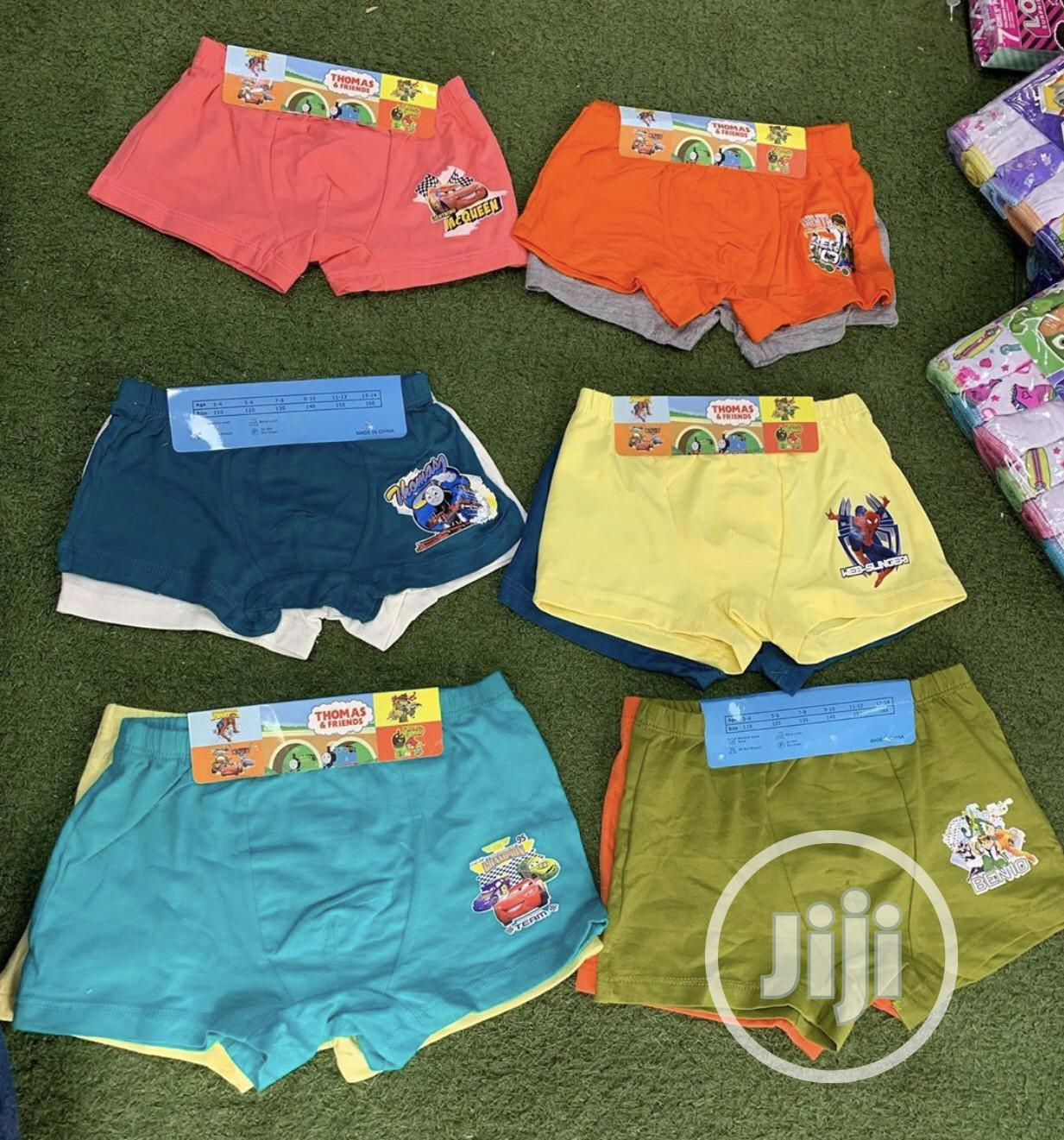 Boxers And Pants For Boys And Girls