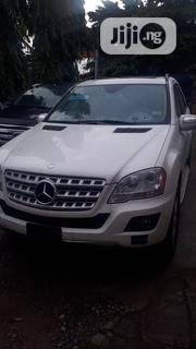 Mercedes-Benz M Class 2009 White | Cars for sale in Lagos State, Surulere