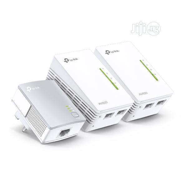 Archive: Tp-Link TL-WPA4220T KIT 2-Port Powerline Adapter