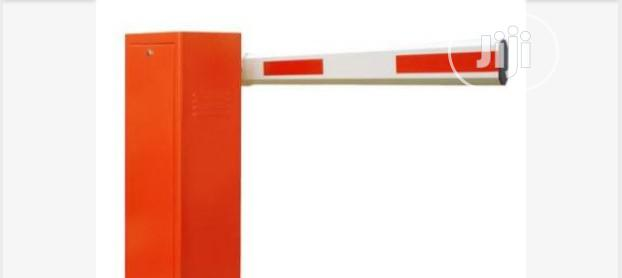 4M Auto Car Parking Boom Barrier BY HIPHEN SOLUTIONS LTD