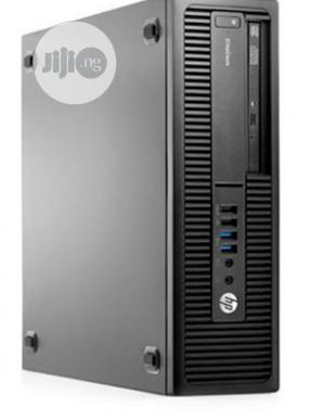 HP Elitedesk 705 G3 Small Form Factor PC 500 Gb Hdd 4 Gb Ram | Laptops & Computers for sale in Lagos State, Ikeja