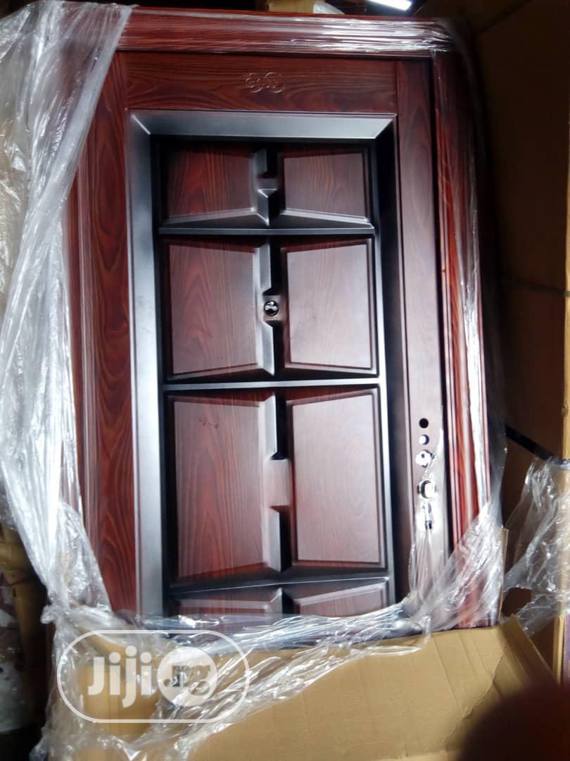 China Steel 70mm Door | Doors for sale in Orile, Lagos State, Nigeria