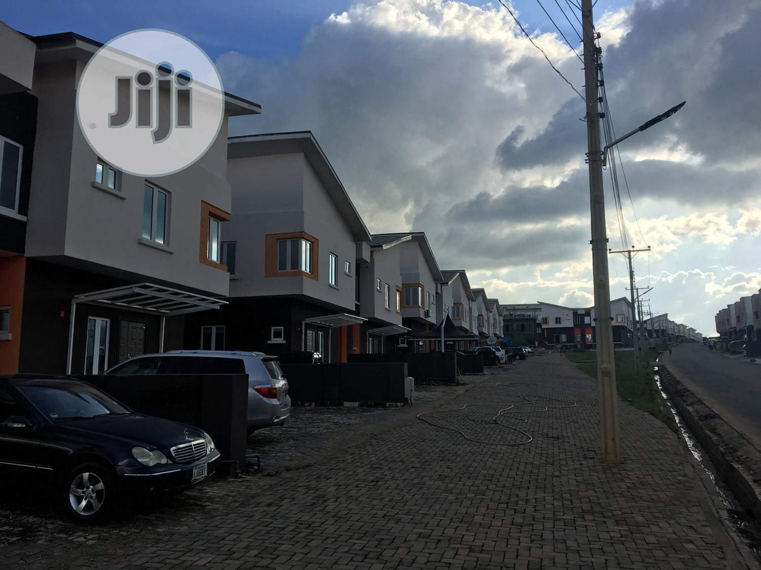 A Prototyped 4bedroom Terrace Duplex for Sale at Lifecamp | Houses & Apartments For Sale for sale in Gwarinpa, Abuja (FCT) State, Nigeria