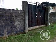 Fenced With Gate Half Plot in Akwaka, Rumuodomaya, Port Harcourt | Land & Plots For Sale for sale in Rivers State, Port-Harcourt