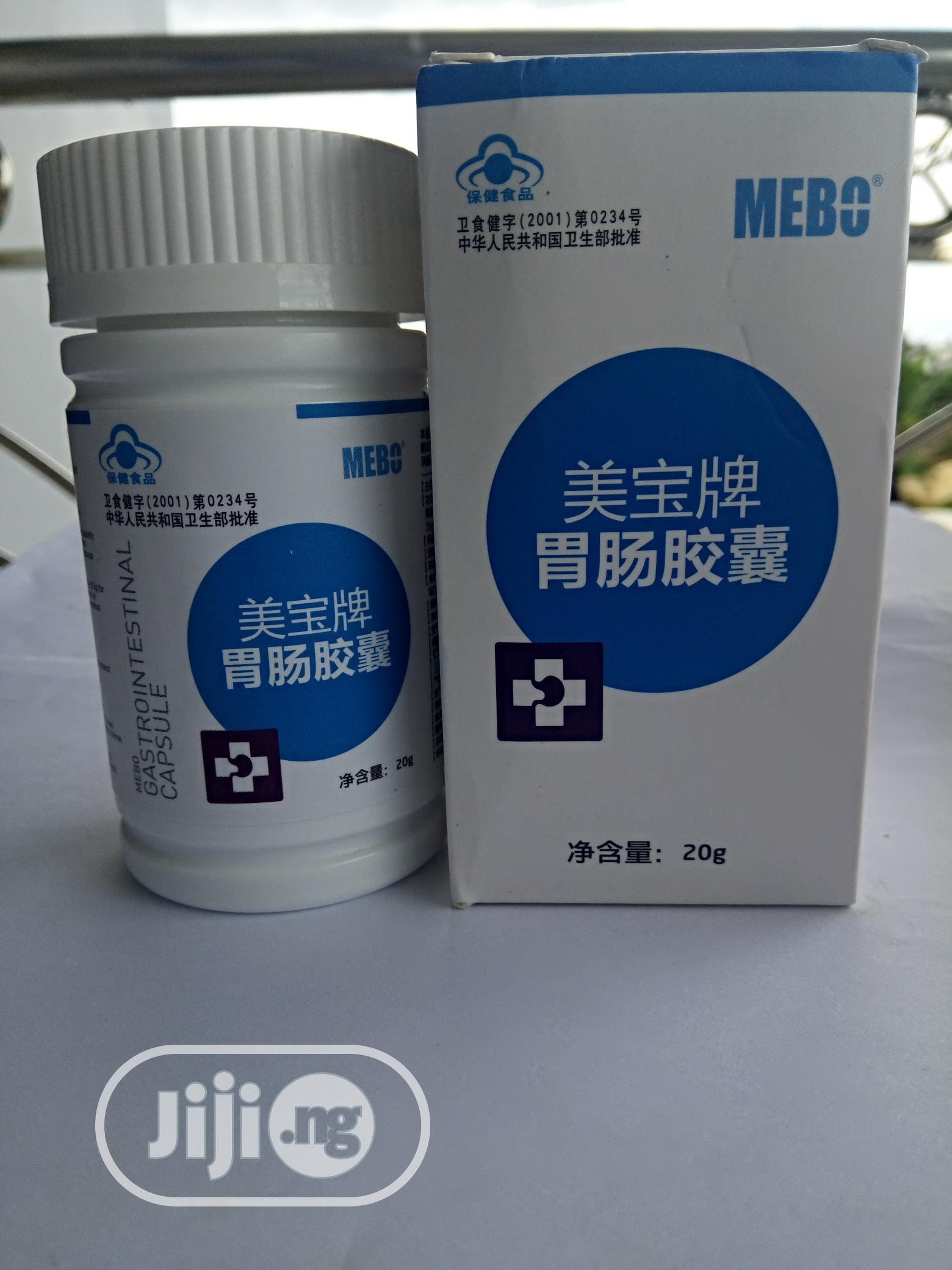 Mebo GI 100% Natural Cure for Gastric Ulcer With No Side Effects