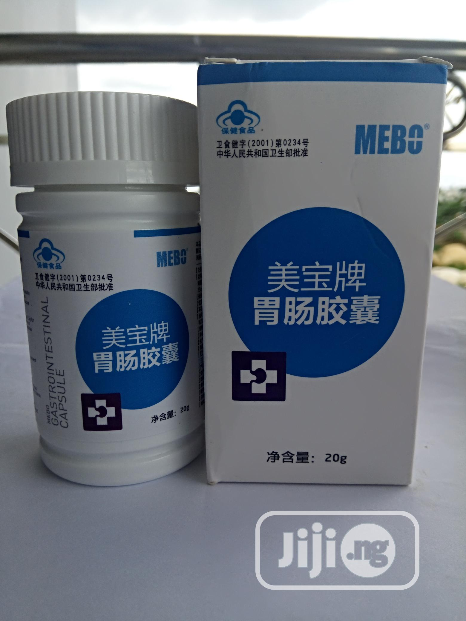 Get Super Fast Relief From Ulcer With Norland Mebo GI Capsules