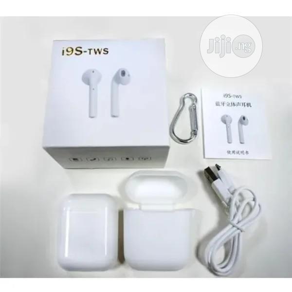 I9s Tws Bluetooth 4.1 Wireless Earpods - White