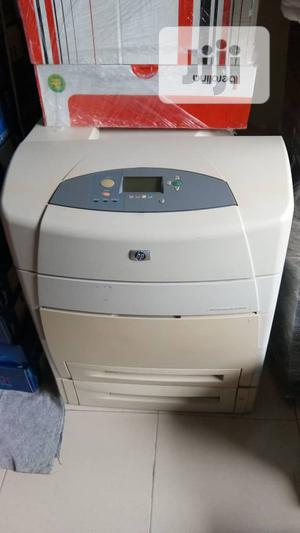 HP Laserjet 5550 ( Color Printer , A3, A4 ) | Printers & Scanners for sale in Lagos State, Amuwo-Odofin