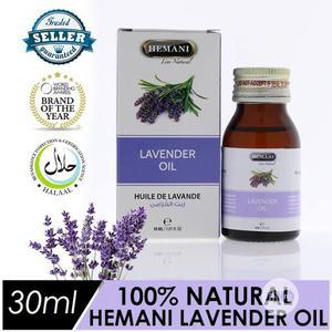 Hemani Lavender Oil | Skin Care for sale in Lagos State, Surulere