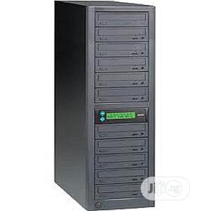 Zenith DVD Cd Duplicator Machine 10 +1 Loader + Sata DVD | Computer Accessories  for sale in Lagos State, Ikeja