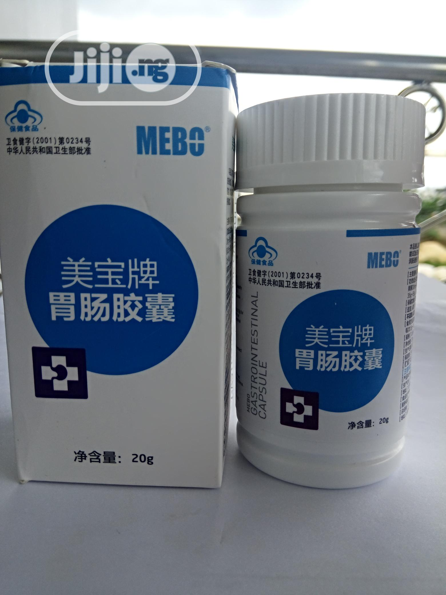 Norland Mebo Gastrointestinal Capsules Fast Effective Cure for Ulcer
