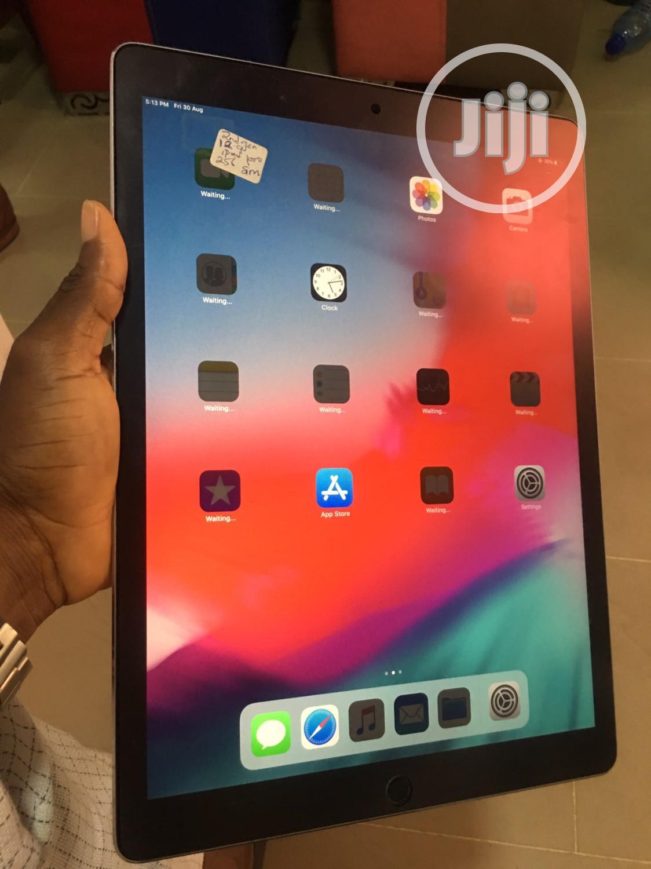 Apple iPad Pro 12.9 256 GB Gray