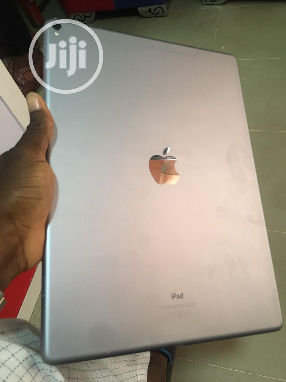 Apple iPad Pro 12.9 256 GB Gray   Tablets for sale in Ikeja, Lagos State, Nigeria