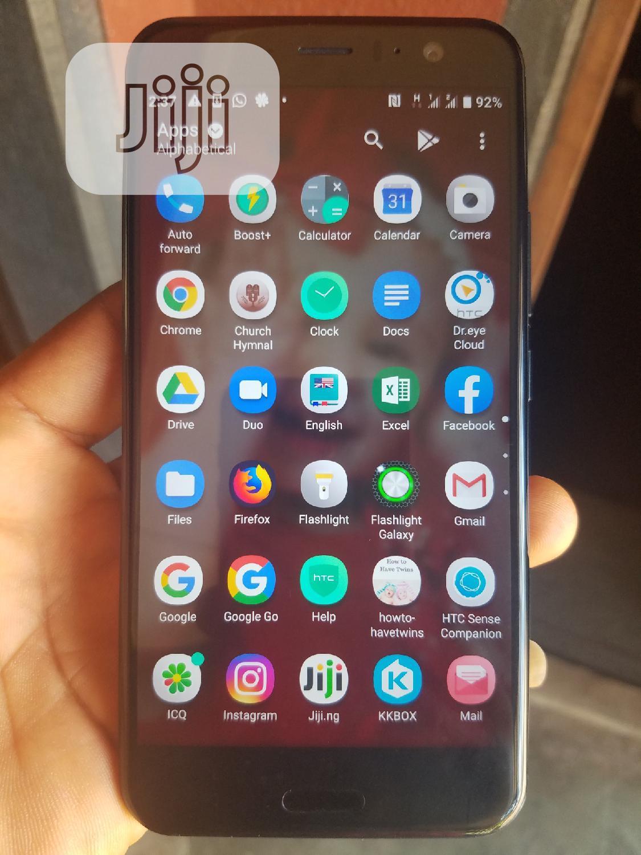 HTC U11 Eyes 64 GB Black