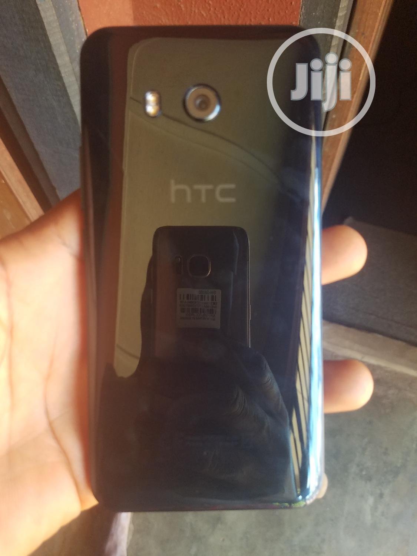 HTC U11 Eyes 64 GB Black   Mobile Phones for sale in Awka, Anambra State, Nigeria