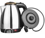 Kinelco Electric Cordless Kettle | Kitchen Appliances for sale in Lagos State, Lagos Island