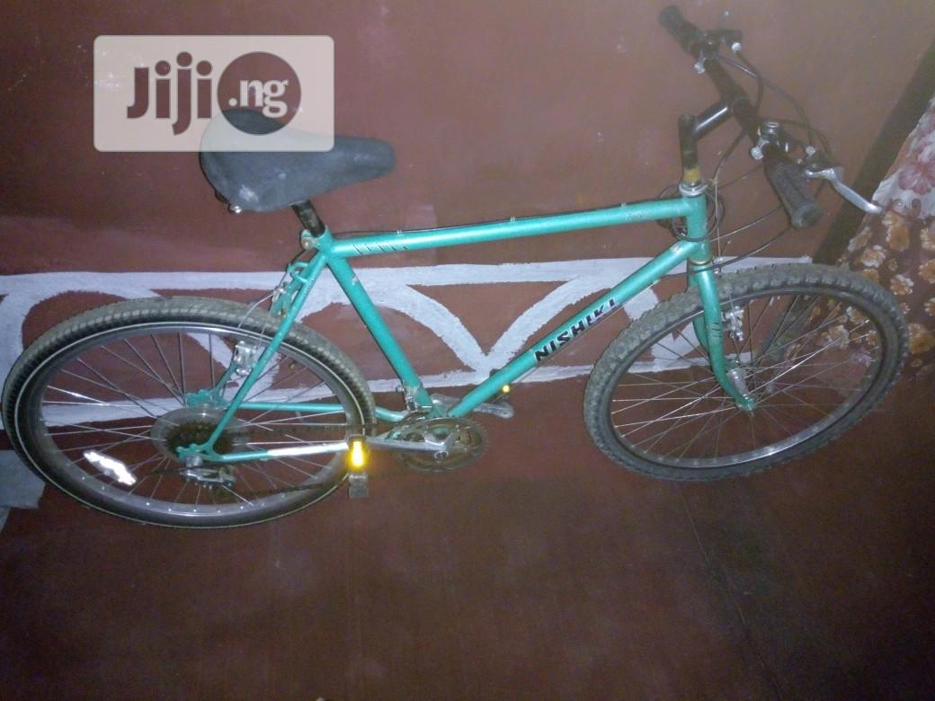 Adult Bicycle | Sports Equipment for sale in Ifako-Ijaiye, Lagos State, Nigeria