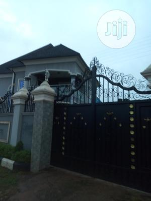 VIP 3bedroom Flat, Fenced Round, With Big Get, Has A Bush Bar Inside | Houses & Apartments For Rent for sale in Edo State, Benin City