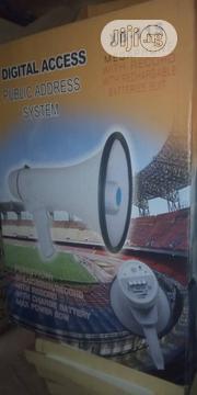 Hand Megaphone | Audio & Music Equipment for sale in Lagos State, Mushin