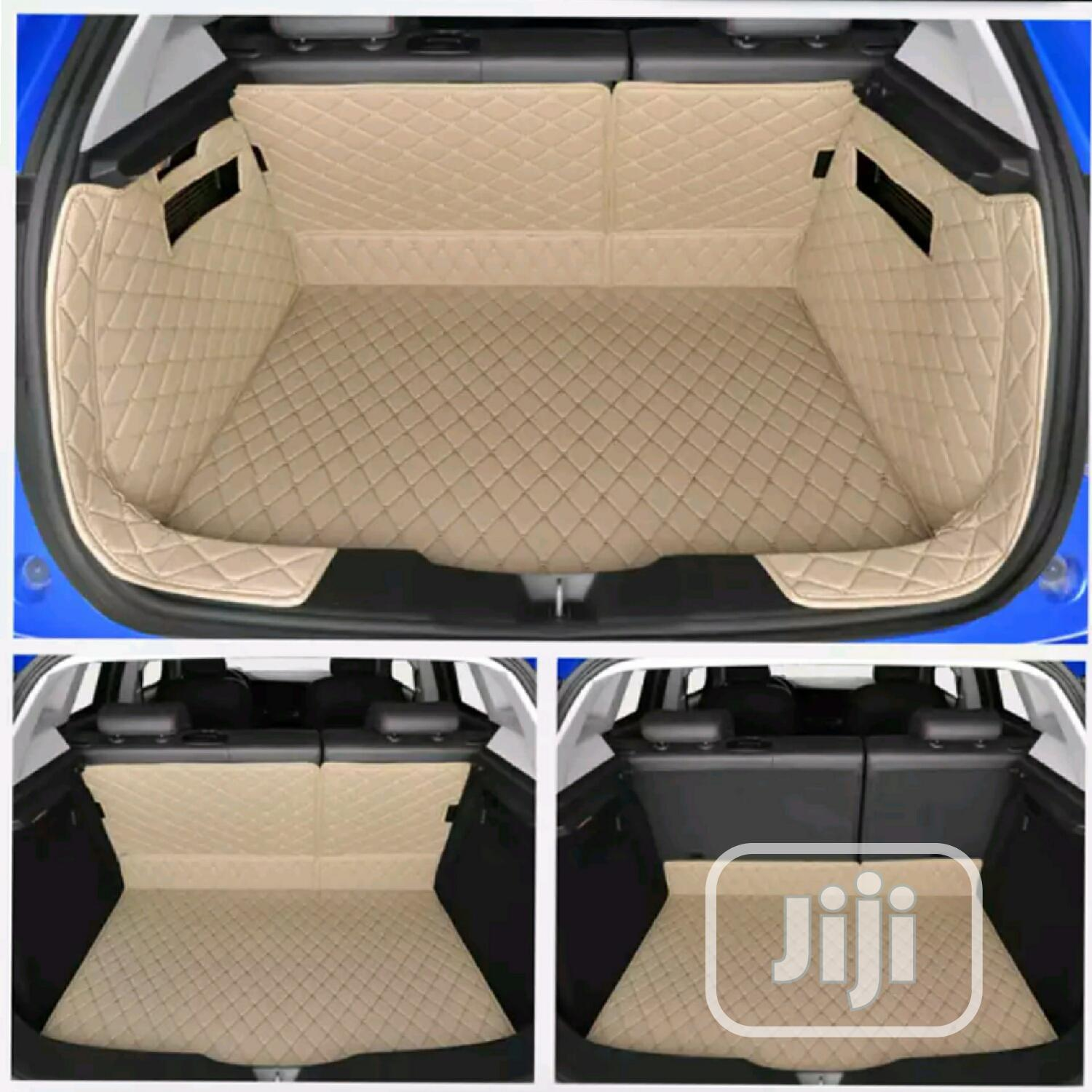 Customize PU Leather Booth Mat For Acura ZDX | Vehicle Parts & Accessories for sale in Ikeja, Lagos State, Nigeria