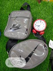 Designer Nike Shoulder Bag Gray   Bags for sale in Lagos State, Lagos Island