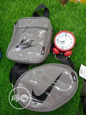 Designer Nike Shoulder Bag Gray | Bags for sale in Lagos State, Lagos Island (Eko)