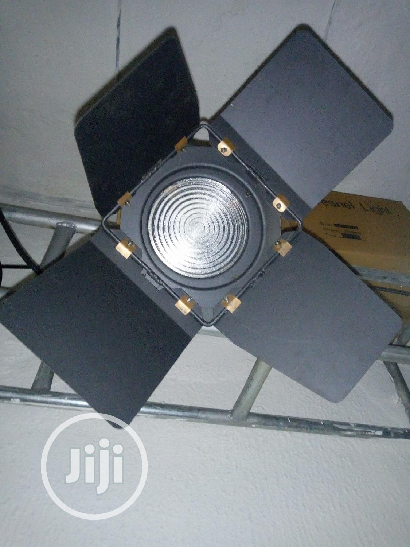 Fresnel Light 500w