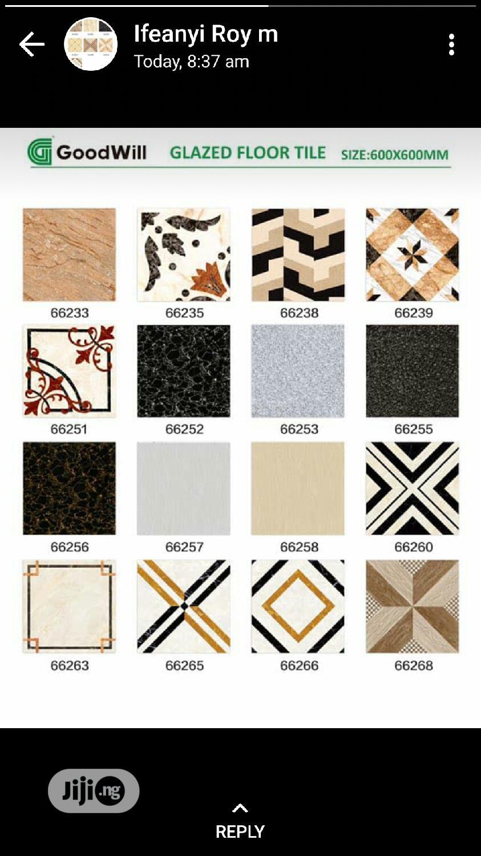 60x60 Glaze Tiles