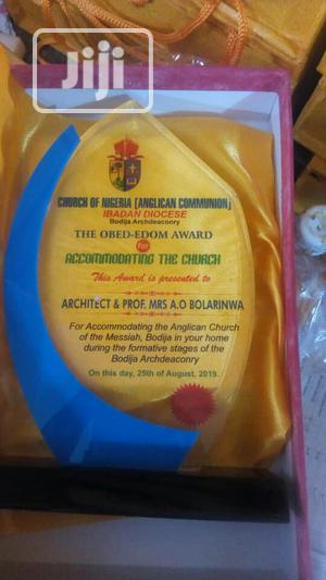 New Presentable Award   Arts & Crafts for sale in Lagos State, Ikeja
