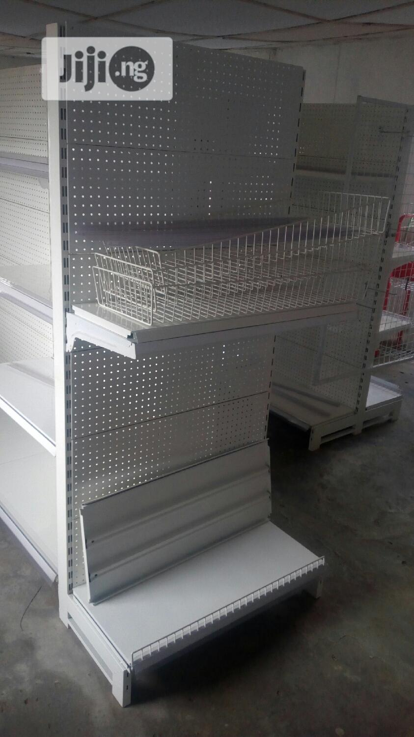 Supermarket Shelves | Store Equipment for sale in Agboyi/Ketu, Lagos State, Nigeria