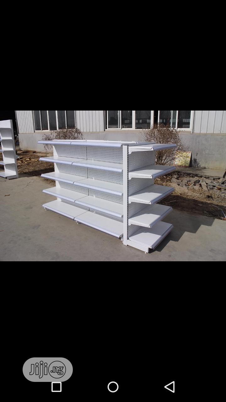 Supermarket Shelves | Store Equipment for sale in Agboyi/Ketu, Lagos State, Nigeria