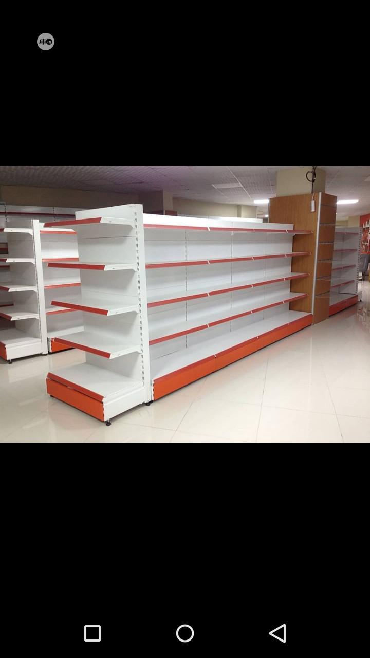 Supermarket Shelves   Store Equipment for sale in Agboyi/Ketu, Lagos State, Nigeria