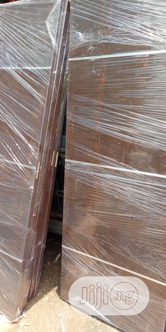 Archive: Solid Flush Door