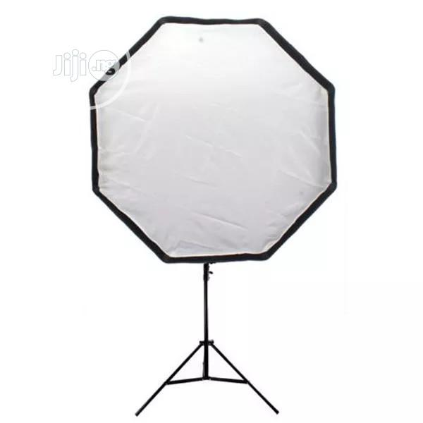 Godox 120cm Octagon Softbox Umbrella Brolly Reflector For Speedlight