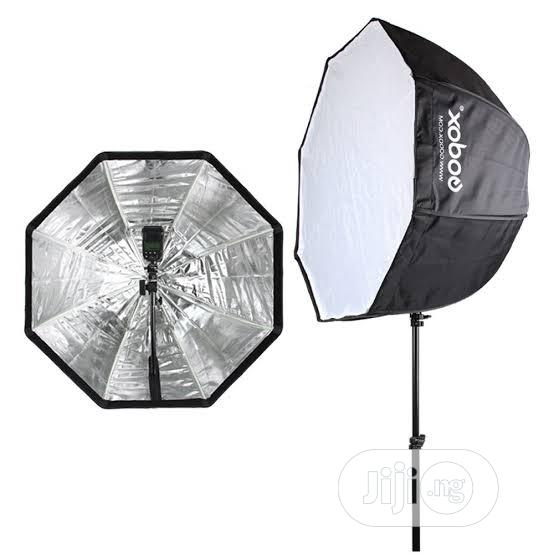 Godox 120cm Octagon Softbox Umbrella Brolly Reflector For Speedlight | Accessories & Supplies for Electronics for sale in Ikeja, Lagos State, Nigeria