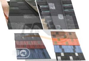 Shingle Waji New Zealand Original Stone Coated Roofing | Building & Trades Services for sale in Lagos State, Amuwo-Odofin