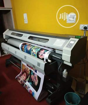 Brand New 6ft Yinghe Eco Solvent Large Format Machine   Printing Equipment for sale in Lagos State, Ikeja