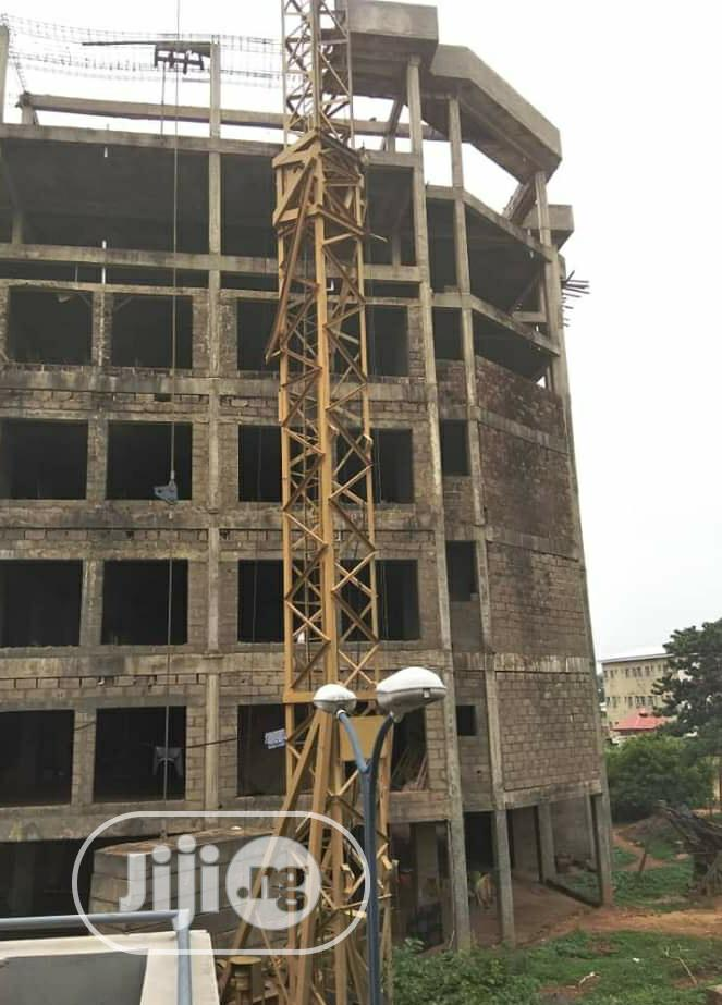 An Uncompleted 6 Storey Building Located at Busy Area,Garki Area2,Abuja