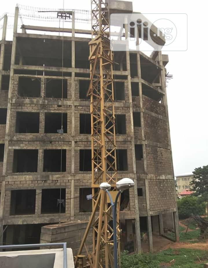 An Uncompleted 6 Storey Building Located at Busy Area,Garki Area2,Abuja | Commercial Property For Sale for sale in Garki 2, Abuja (FCT) State, Nigeria