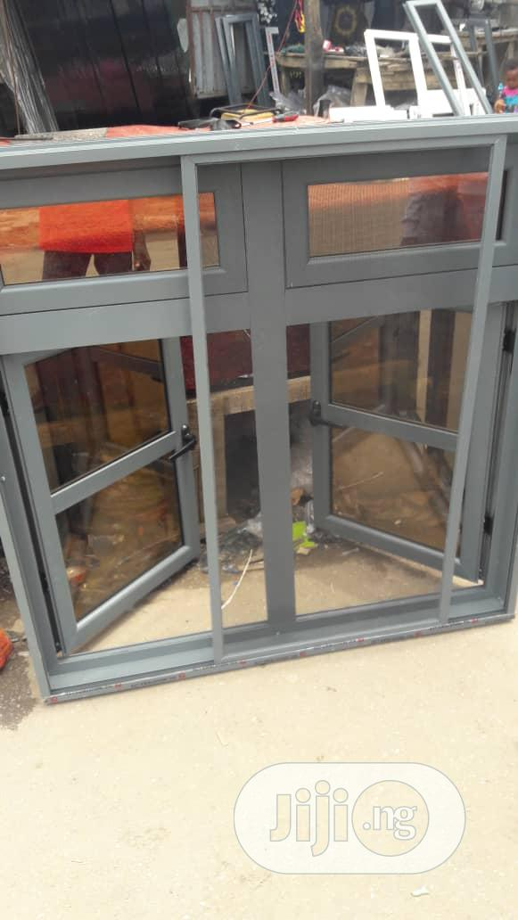Aluminium Windows | Windows for sale in Ipaja, Lagos State, Nigeria