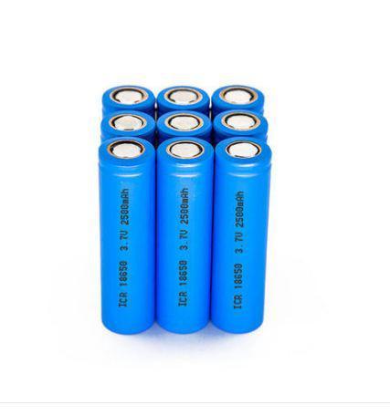 Lithium Ion (Li-ion) Batteries 9pcs