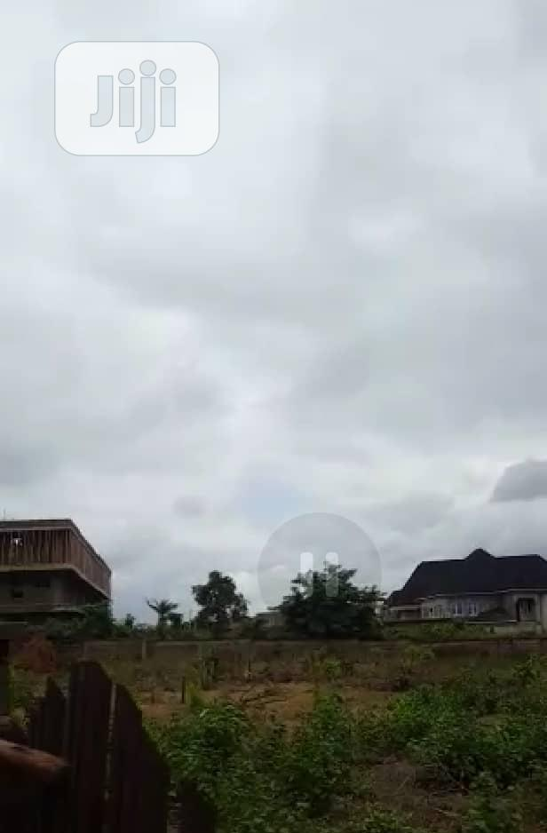 1 Acres & 2 Plot Facing Main Road At Akala/Elebu Road Ibadan | Land & Plots For Sale for sale in Ibadan, Oyo State, Nigeria
